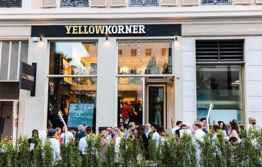 Υellow Korner Opening